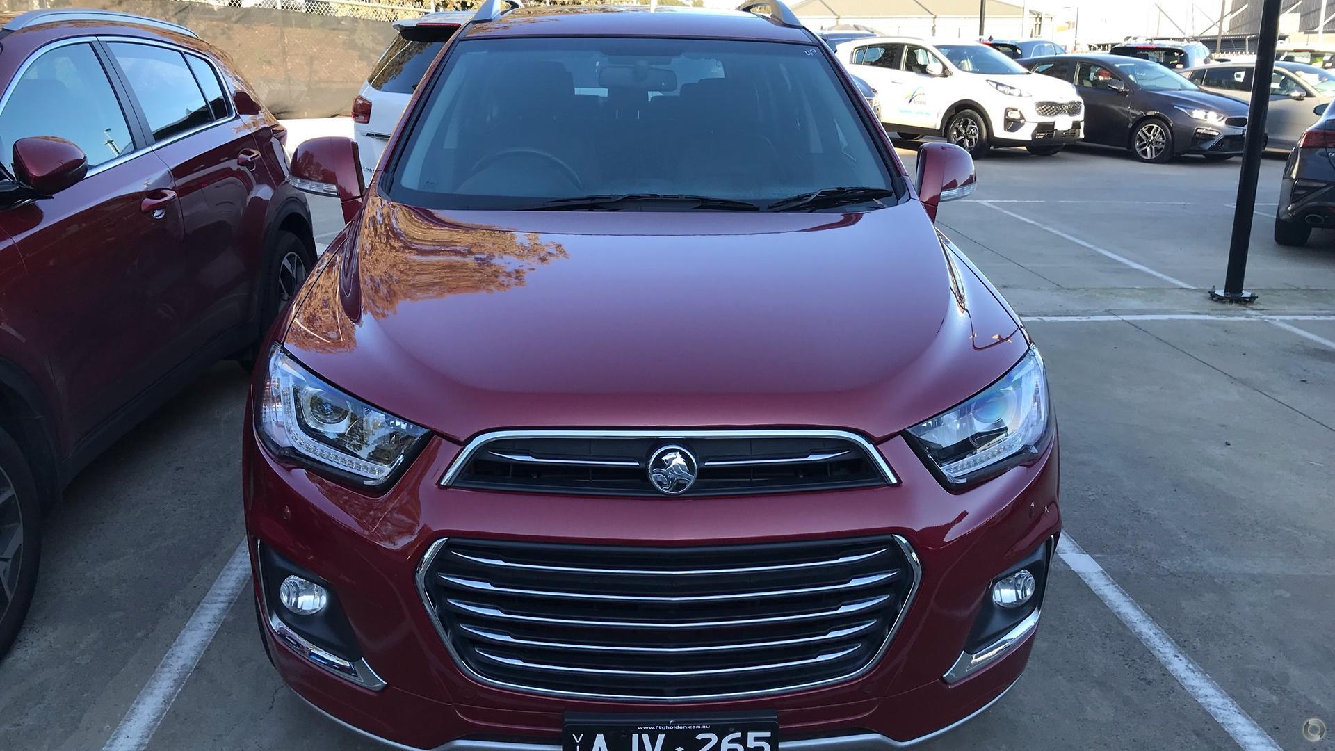 2016 Holden Captiva LTZ CG
