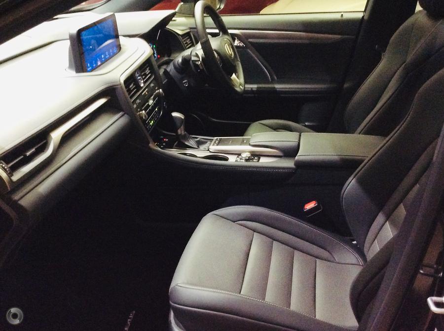 2019 Lexus Rx RX450h F Sport GYL25R