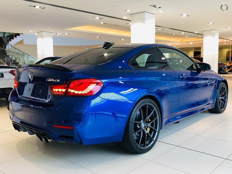 2018 BMW M4 CS F82 LCI
