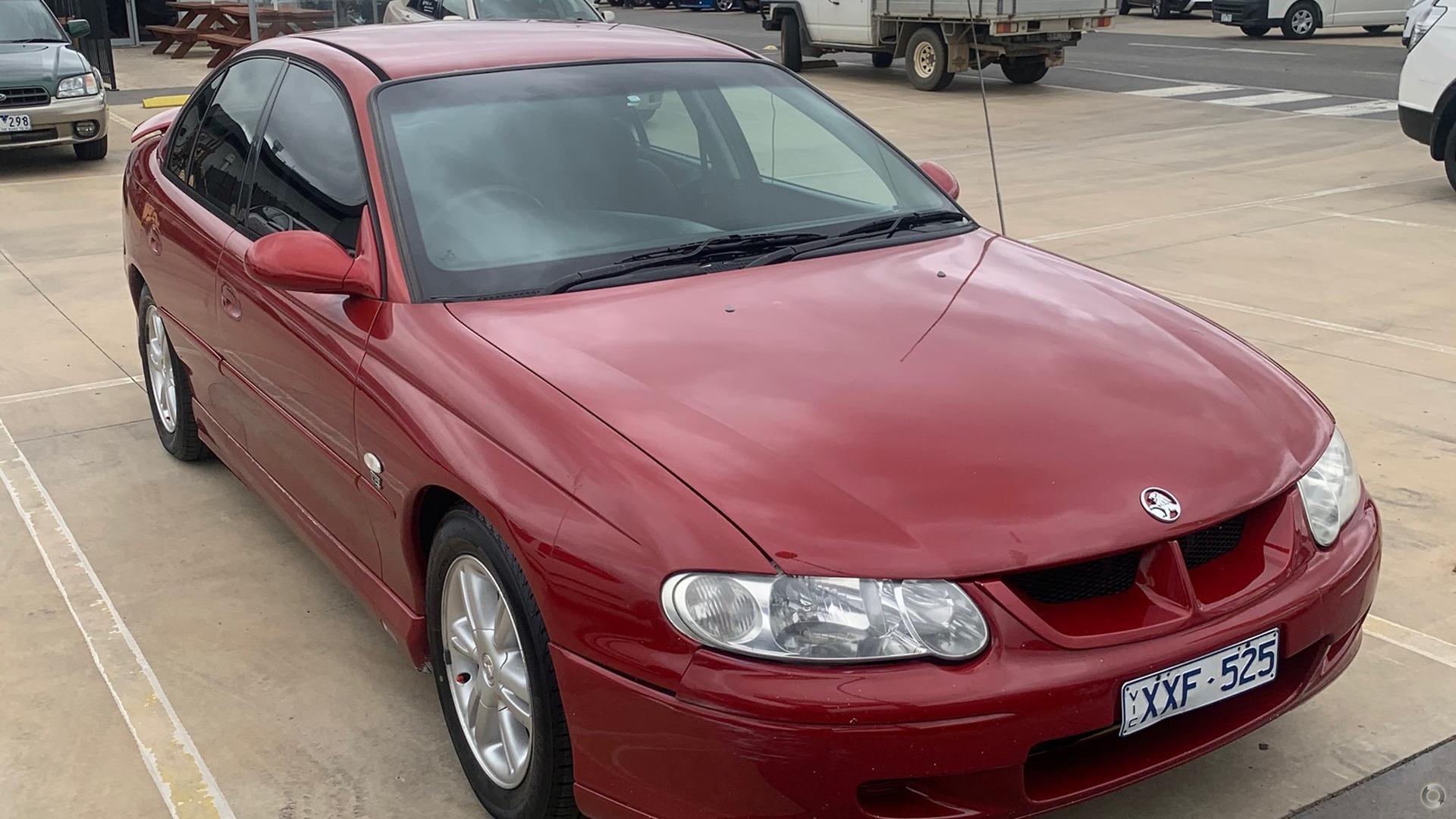2002 Holden Commodore Equipe VX II