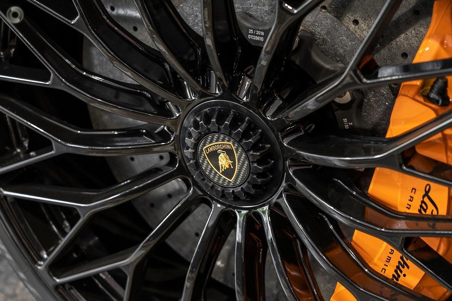 2018 Lamborghini Aventador S 834