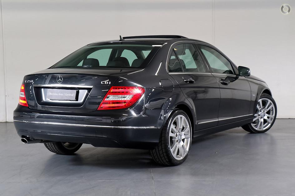 2011 Mercedes-Benz C 250 CDI BLUEEFFICIENCY AVANTGARDE Sedan