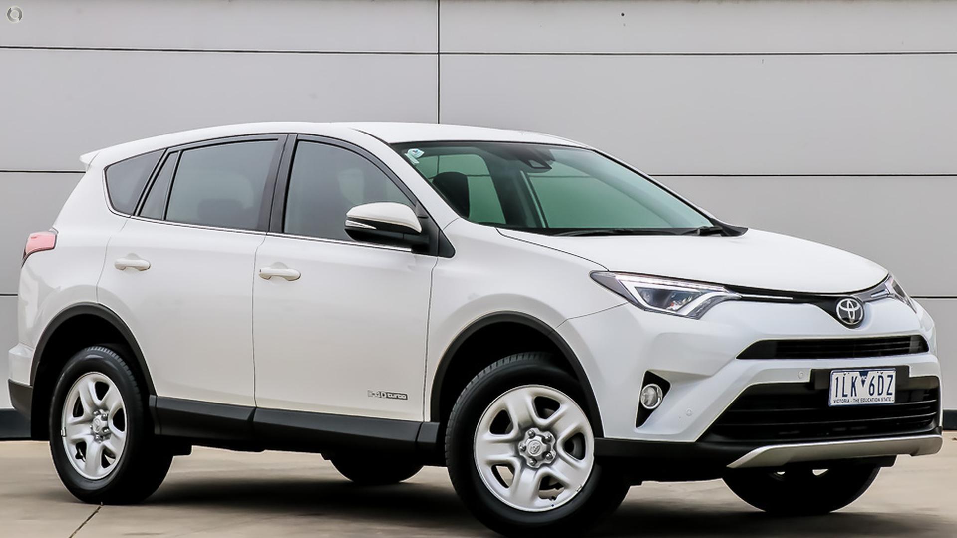 2017 Toyota Rav4 ALA49R