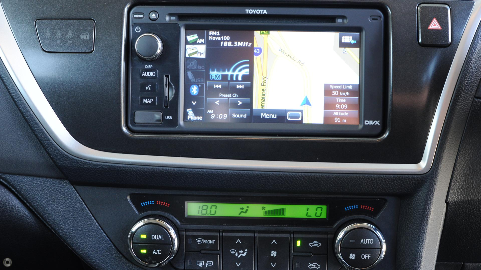 2014 Toyota Corolla Levin ZR ZRE182R
