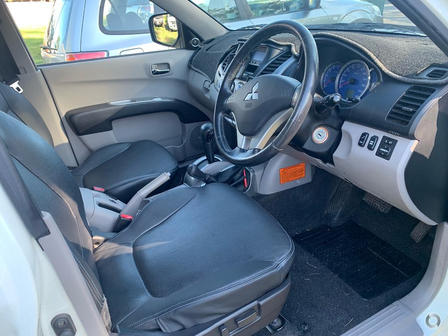 2008 Mitsubishi Triton GLS Fastback ML