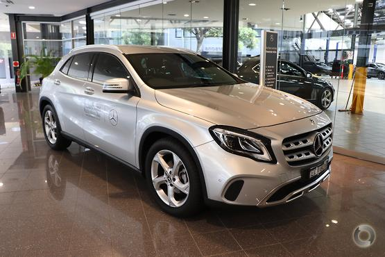 2019 Mercedes-Benz GLA 220 D