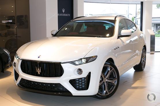 2019 Maserati Levante GranSport M161