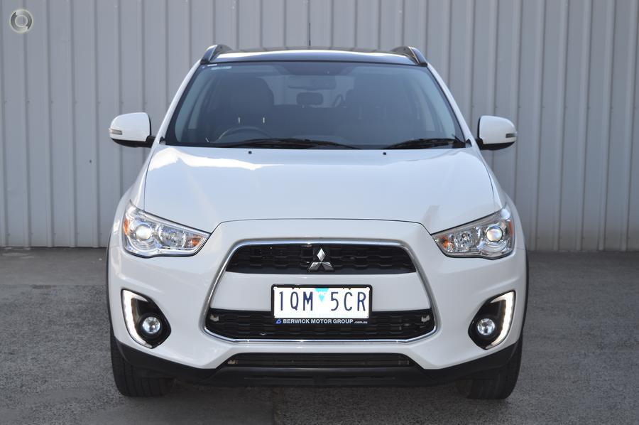 2016 Mitsubishi ASX XLS XB
