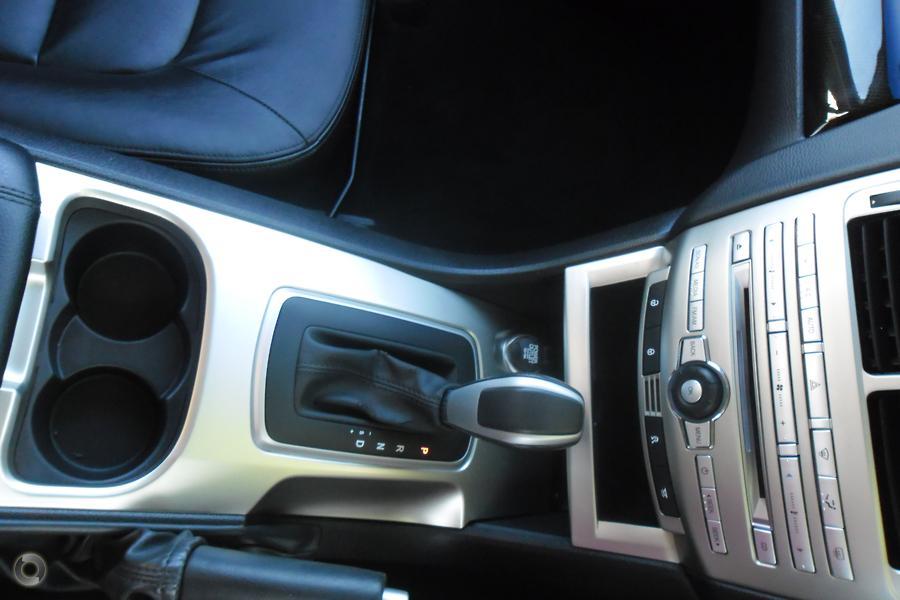 2013 Ford Falcon G6E FG MkII