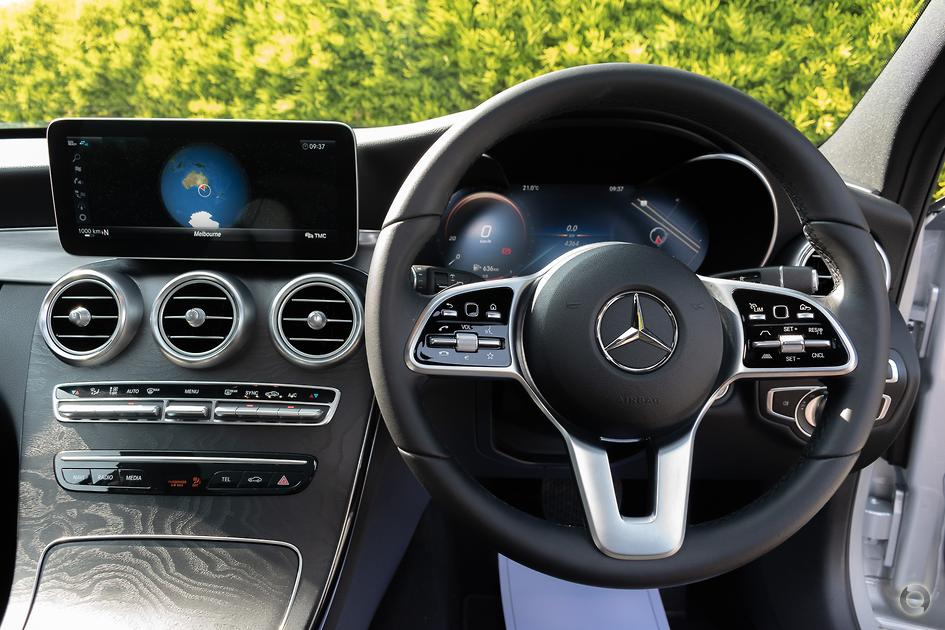 2019 Mercedes-Benz C 220 D Estate
