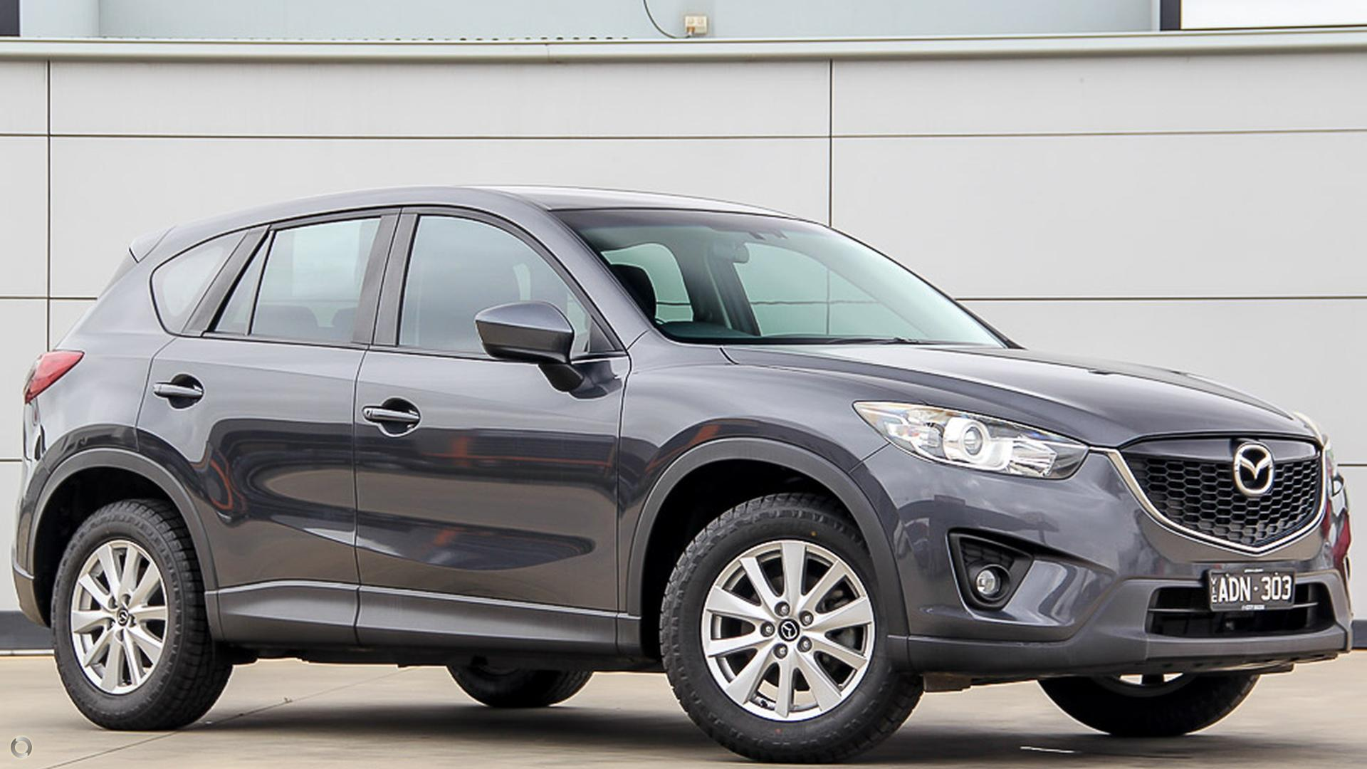 2014 Mazda Cx-5 KE Series