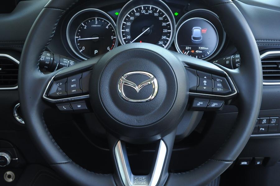 2019 Mazda CX-5 GT KF Series