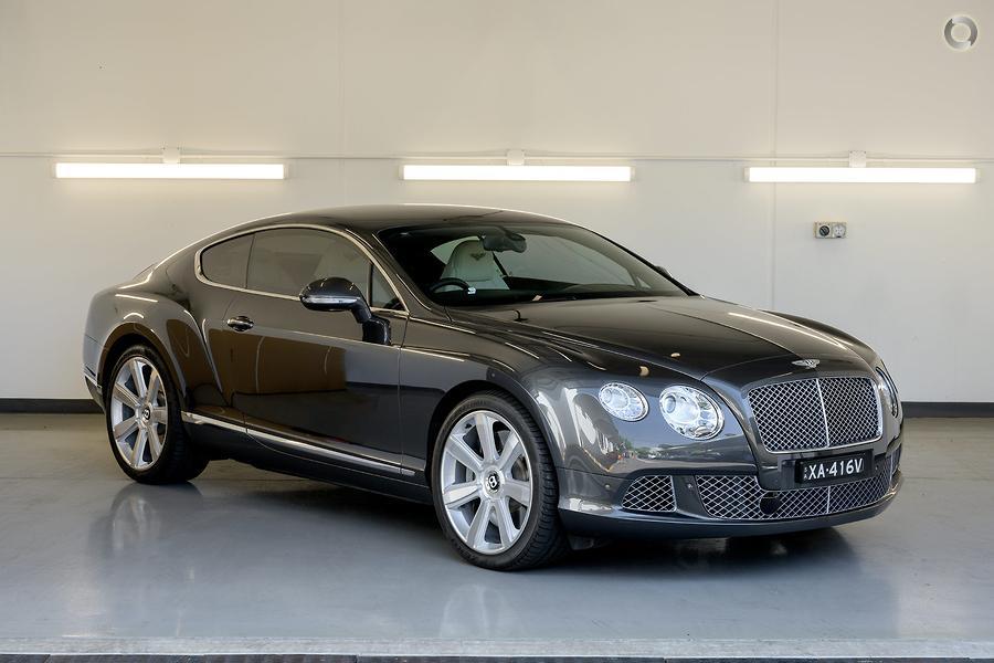 2011 Bentley Continental GT 3W