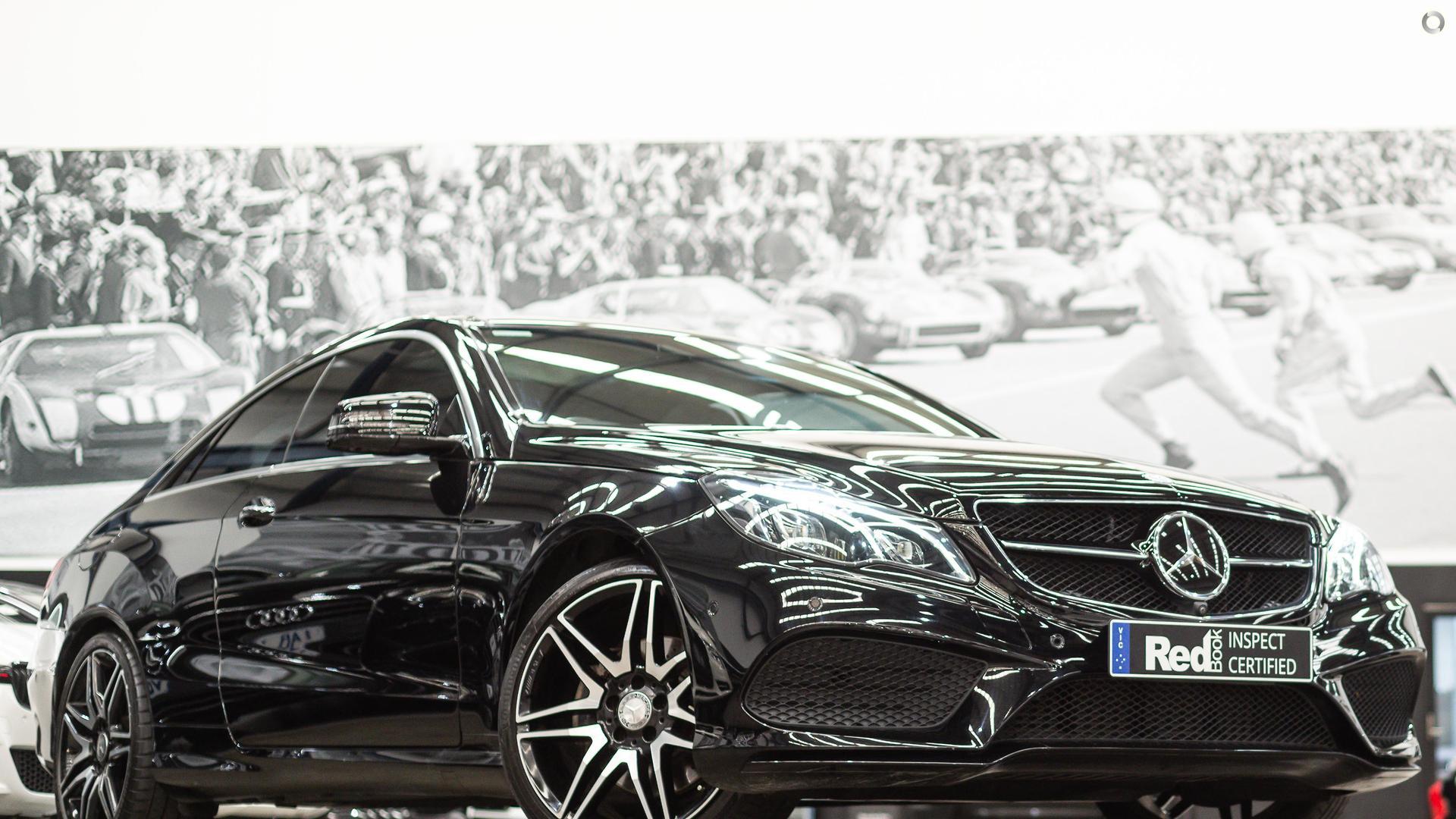 2015 Mercedes-Benz E-Class C207