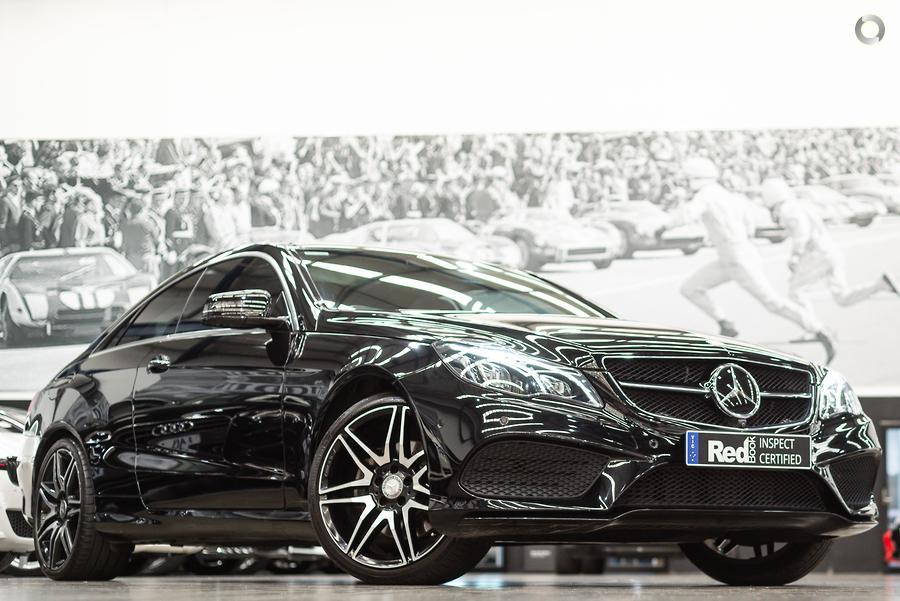 2015 Mercedes-Benz E250  C207