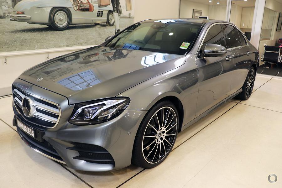 2018 Mercedes-Benz E450  W213