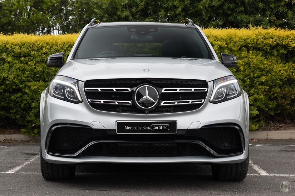 2016 Mercedes-Benz GLS 63 AMG Wagon