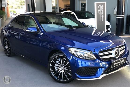 2014 Mercedes-Benz C 250 BLUETEC