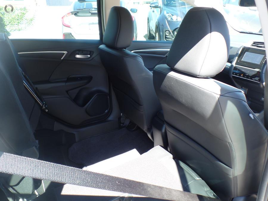 2017 Honda Jazz VTi-L GF