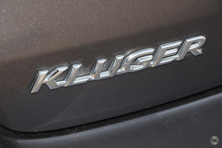 2015 Toyota Kluger GXL GSU50R