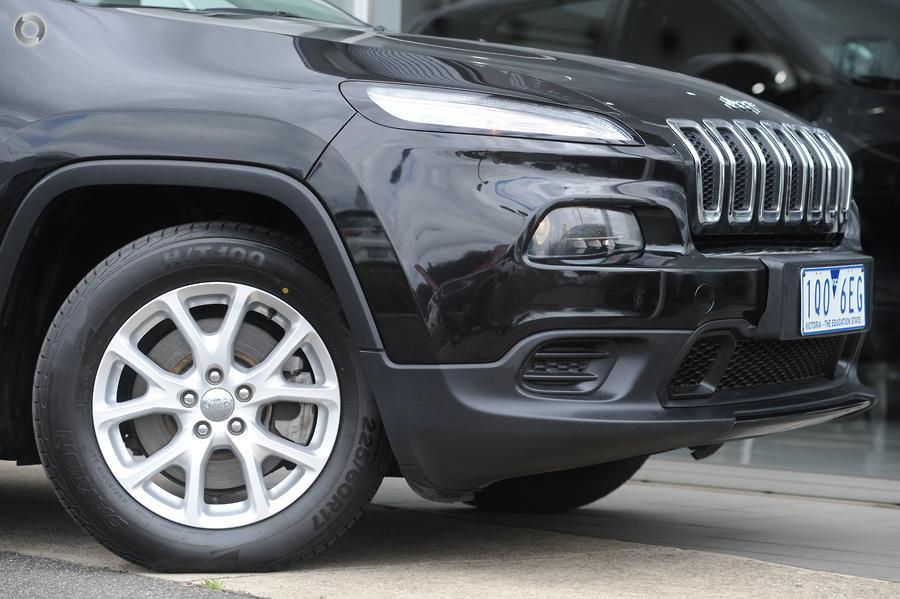 2014 Jeep Cherokee Sport KL