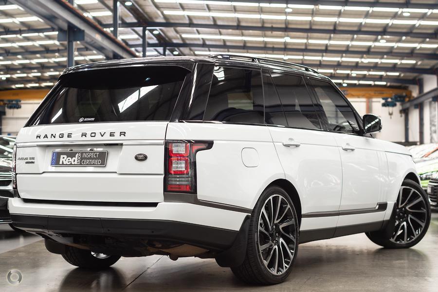 2013 Land Rover Range Rover SDV8 Vogue SE L405