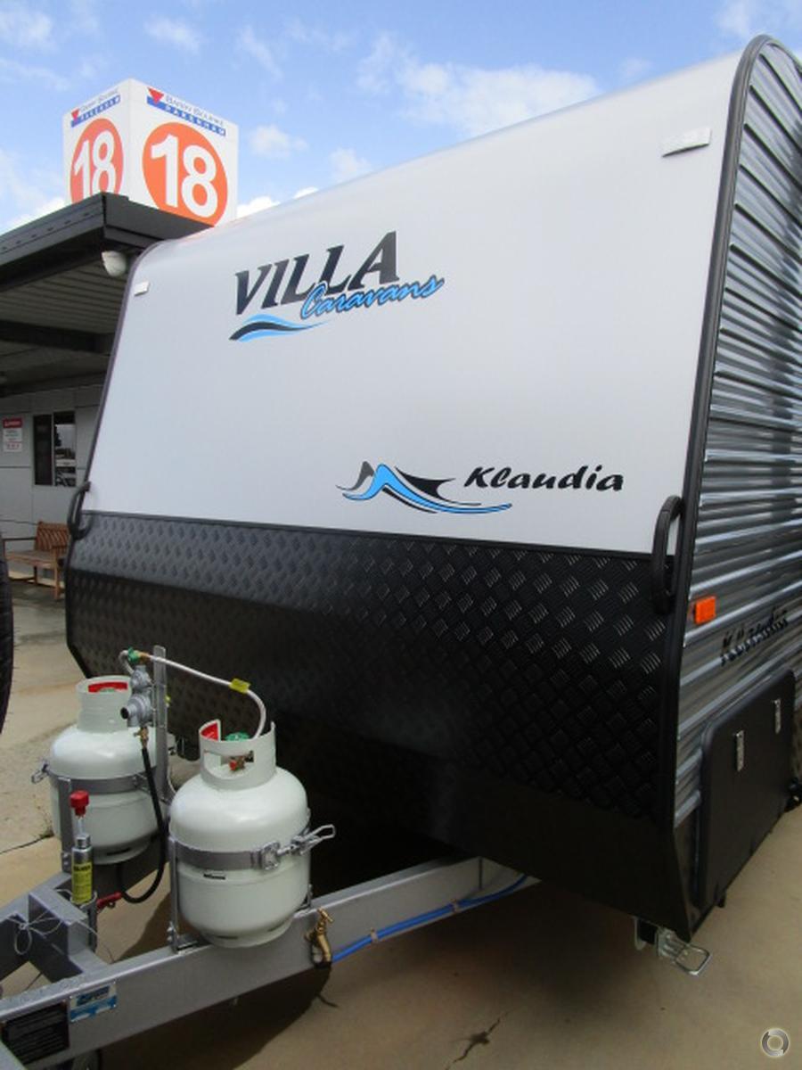 2020 Villa Caravans Klaudia