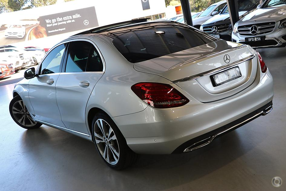 2017 Mercedes-Benz C 200 D Sedan