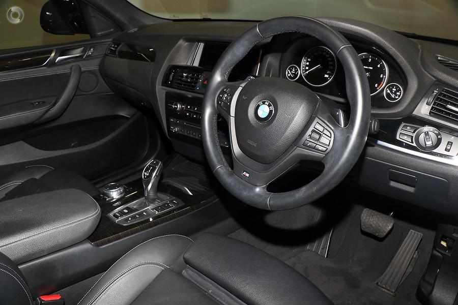 2015 BMW X4 xDrive30d