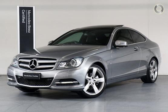 2012 Mercedes-Benz <br>C 250 BLUEEFFICIENCY
