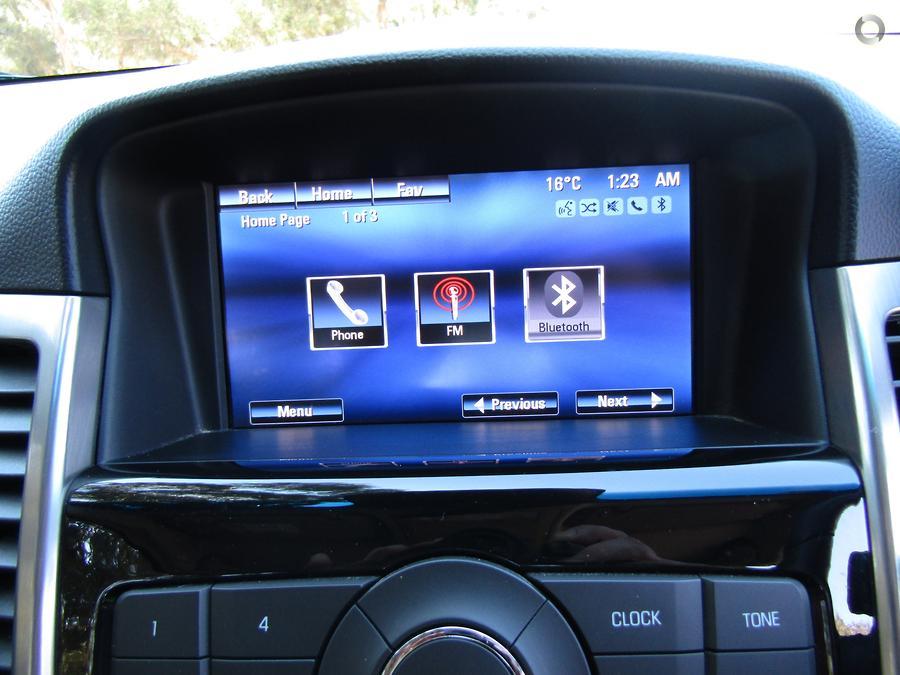 2014 Holden Cruze Z Series JH Series II