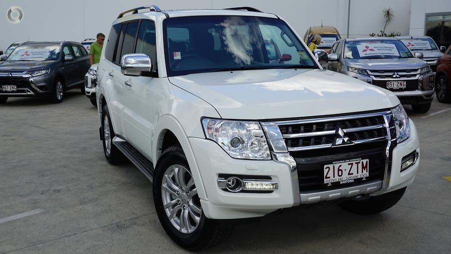 2020 Mitsubishi Pajero GLS Leather Option NX