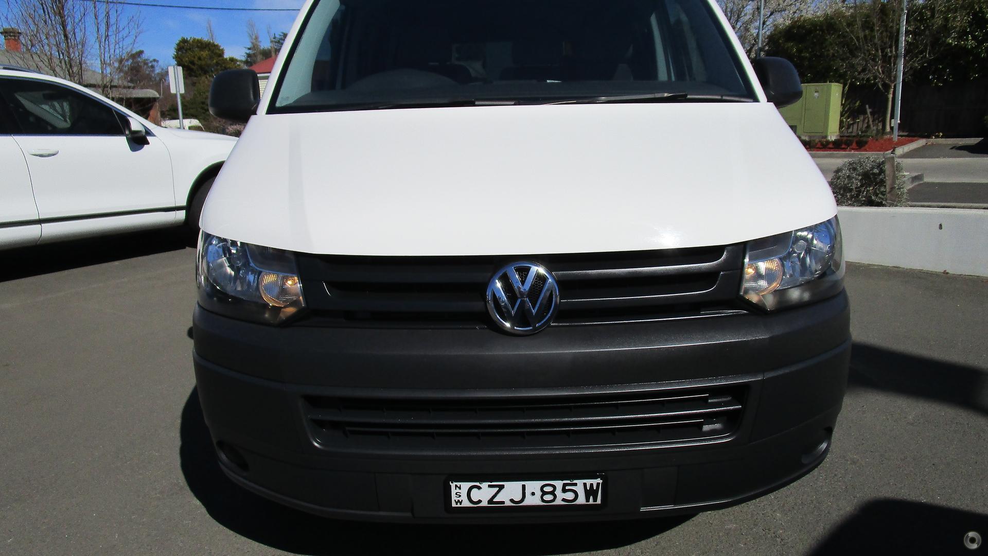 2014 Volkswagen Transporter TDI340 T5