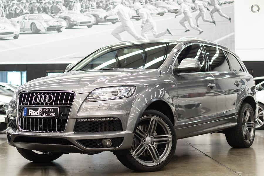 2013 Audi Q7 TDI (No Series)