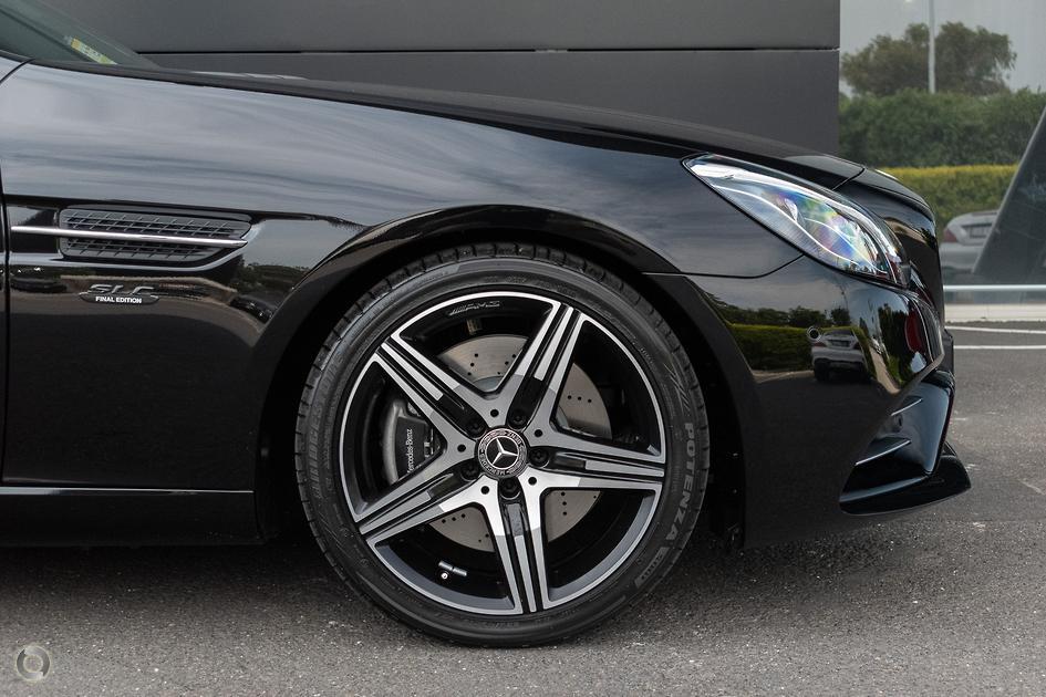 2019 Mercedes-Benz SLC 300 Roadster