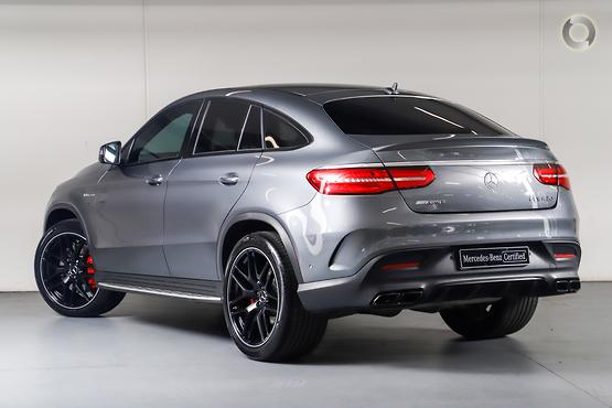 2017 Mercedes-Benz GLE 63 AMG S