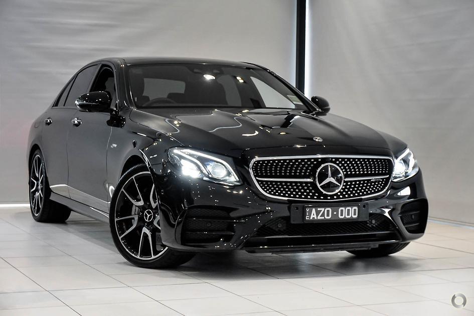 2018 Mercedes-Benz E 53 AMG Sedan