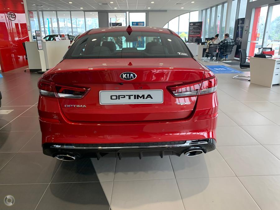 2019 Kia Optima GT JF