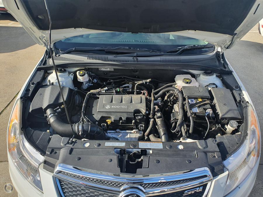 2012 Holden Cruze SRi-V JH Series II