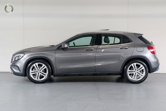 2016 Mercedes-Benz GLA 220 D