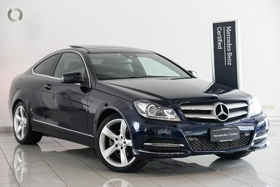 2012 Mercedes-Benz C 250 CDI BLUEEFFICIENCY