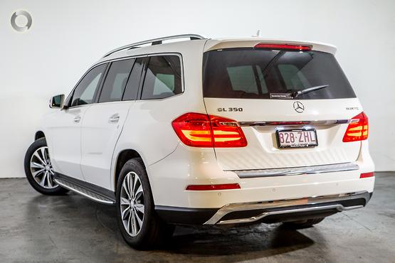 2015 Mercedes-Benz GL 350 BLUETEC