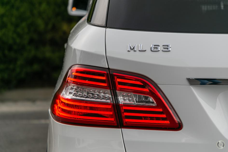 2014 Mercedes-Benz ML 63 AMG Wagon