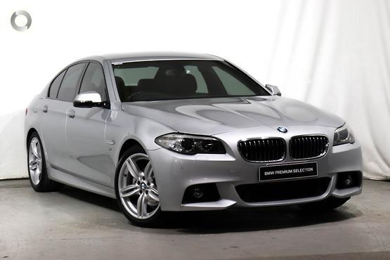 2015 BMW 520 d M Sport