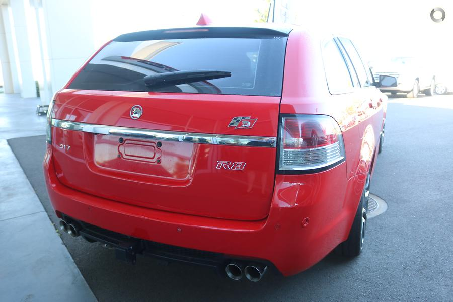 2012 Holden Special Vehicles Clubsport R8 Tourer E Series 3
