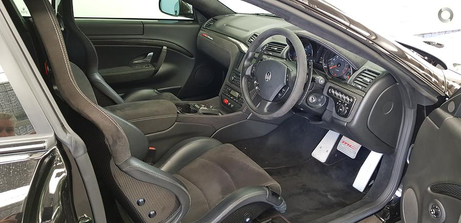 2011 Maserati GranTurismo MC Stradale M145
