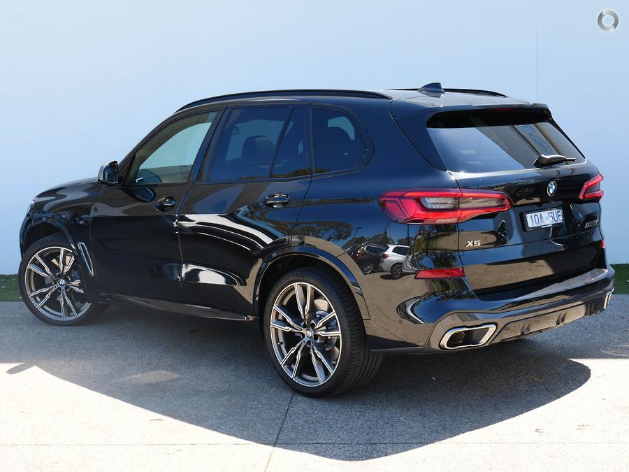 2019 BMW X5 M50d