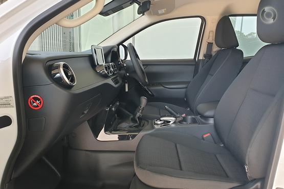 2020 Mercedes-Benz X 250 D PURE