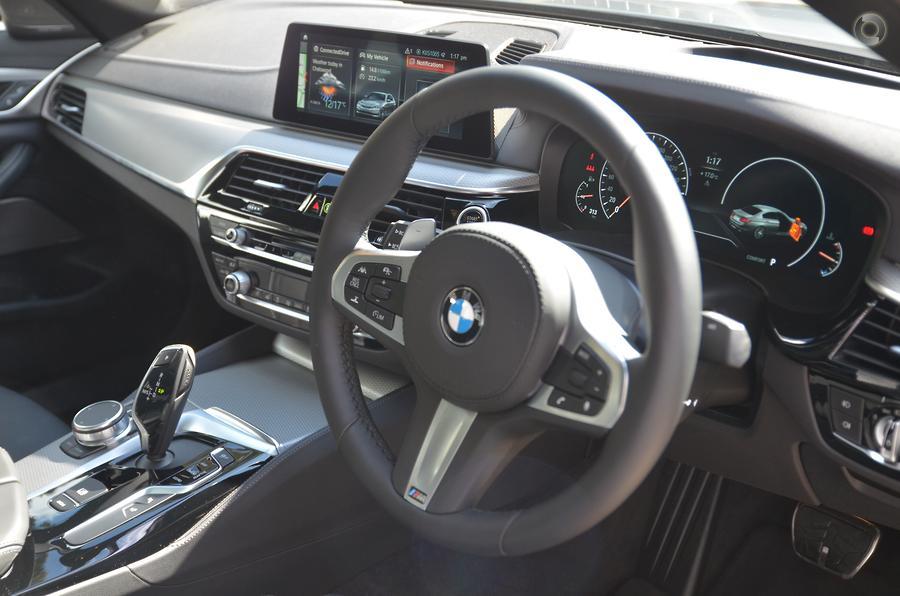 2019 BMW 540i M Sport