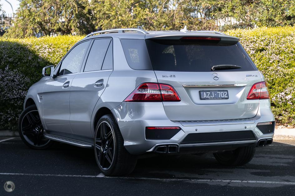 2014 Mercedes-Benz M-CLASS Wagon